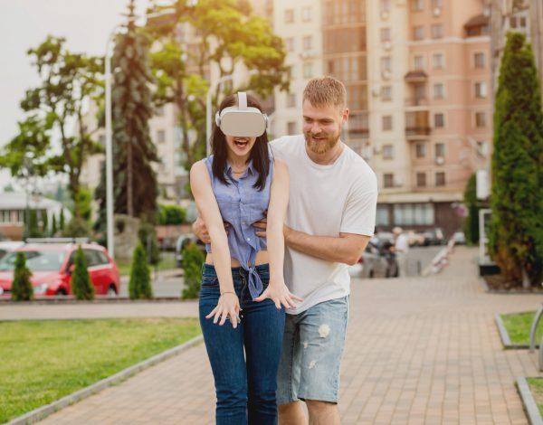 Oculus Go Matterport App VR