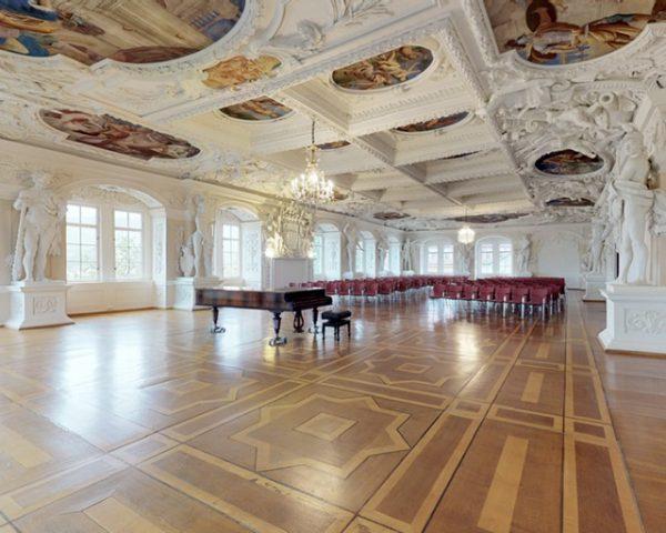 Riesensaal Sondershausen