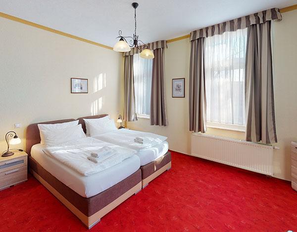 3D-Rundgang Hotel Friedchen Artern
